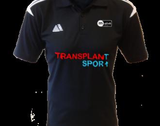 Transplant Sport Polo Shirt