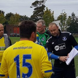 Transplant Football Coaching